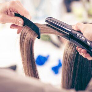 Lissage des cheveux Salon de coiffure Tarbes(65)
