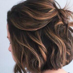 Mèches cheveux de coiffure Tarbes