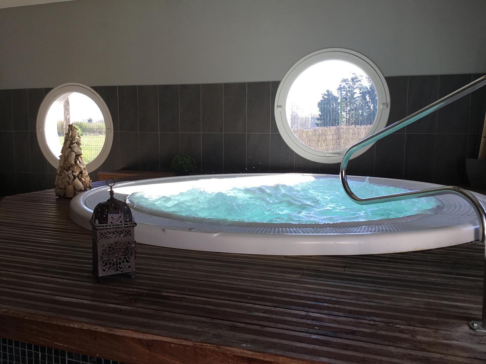 Privatisation du spa - Spa des Sens Tarbes