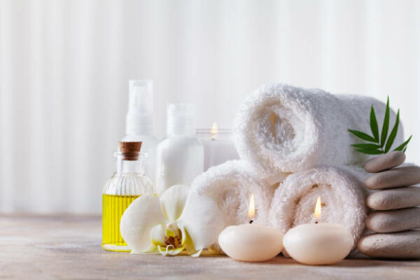 Voyage des sens avec massage, accès au spa et soin du visage
